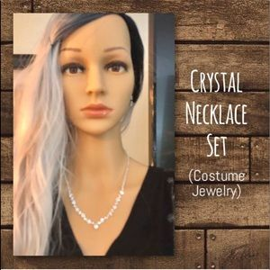 Crystal Necklace Set🇨🇦